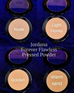 Jordana Flawless Pressed Powder