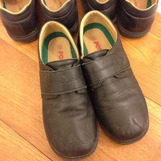 Original Poney leather shoes
