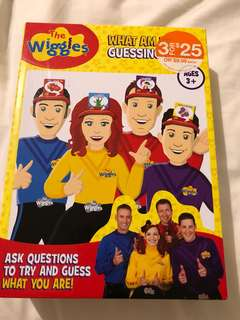 The wiggles guessing game