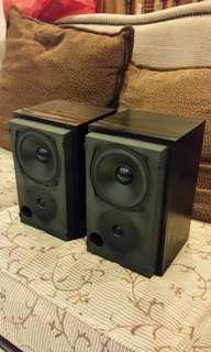 Mission 760i Vintage Bookshelf Speakers