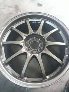 CE28 made in Japan 18x8jj pcd 5x100