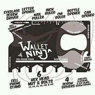 Ninja Wallet tools