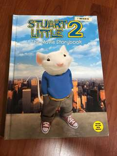 Preschoolers : Stuart Little 2 The movie storybook