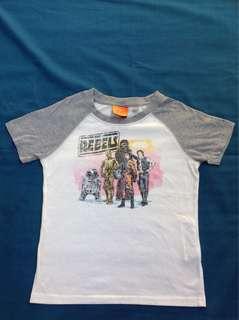 Cotton On Starwars shirt for kids