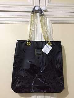 Black Large Shoulder Bag