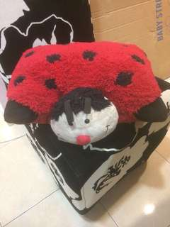 Ladybugs Pillow