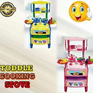TODDLE COOKING STOVE