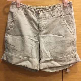 🚚 亞麻短褲