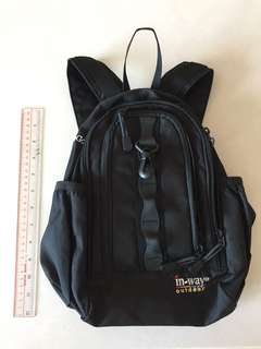 99% New In Way Back Pack