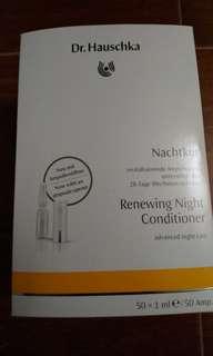 德國Dr Hauschka  Renewing Night Conditioner