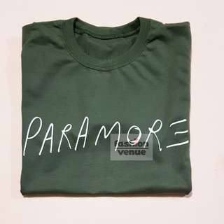Paramore Statement Shirt