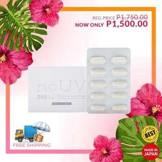 noUV Sunscreen Tablets