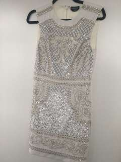 Beautiful beaded dress