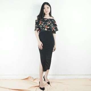 Jasmine Flower Dress