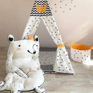 498. Kid's Cushion Play mat (2 designs)