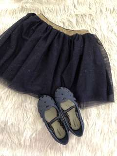 Girls clothing & shoes