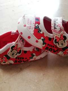 MinnieMouse Shoes