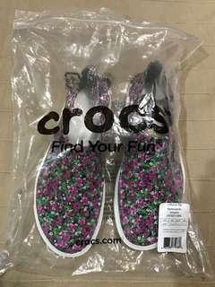 Crocs Floral Slip-On