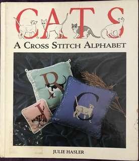 Cats Big Cross Stitch Book