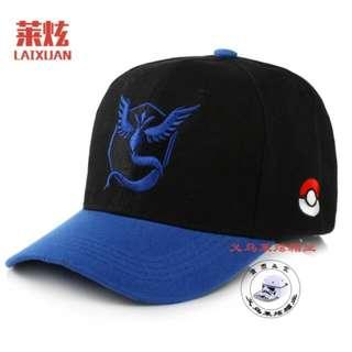 MYSTIC pokemon cap blue colour