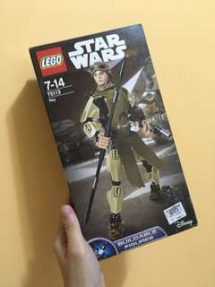 Star Wars LEGO Buildable Figures (Rey)