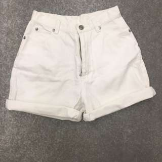 ESPRIT HIGH WAIST SHORTS