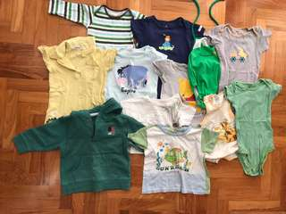 Baby Clothes from 3M to 24M