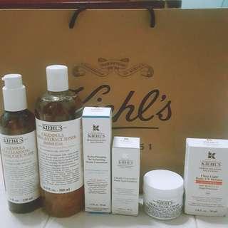 Kiehl's skincare product