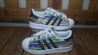 Authentic Adidas Superstar Kids / No Box
