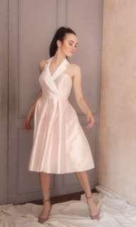 Array.id pink dress!