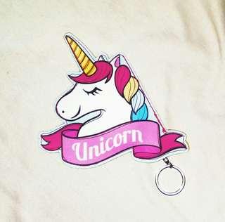Unicorn Character Coin Purse