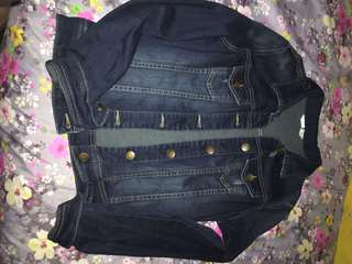 Prelove Denim Jacket