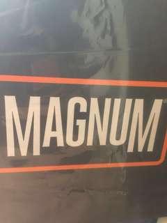 Magnum Boots Low Cut