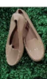 jelly shoes wadges