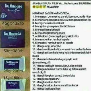 Nu amoorea stem cell 1bar 15gram
