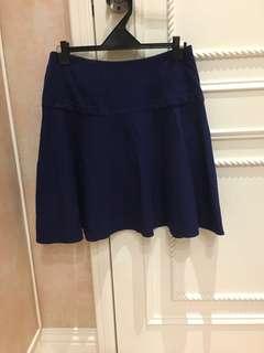 🚚 日貨-A字溫暖短裙