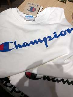 authentic champion shirt
