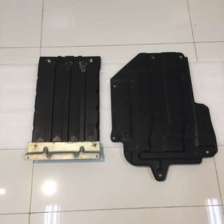 Volkswagen Passat Undercarriage Front Cover Assembly