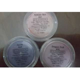Eye Shadow 3pcs