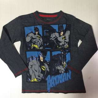 Batman long sleeves