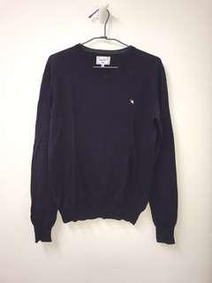 🚚 正版Arnold Palmer深紫色毛衣