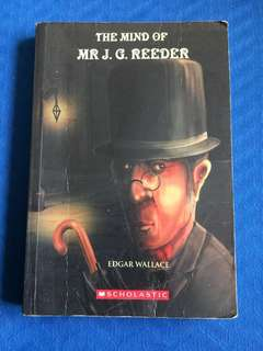 The Mind of Mr. J. G. reeder - Edgar Wallace