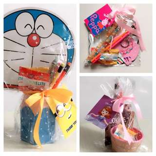 [PARTY GIFTS] UNIQUE Birthday Party Goody Bags Gifts