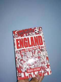 ENGLAND (All The Foul Facts)