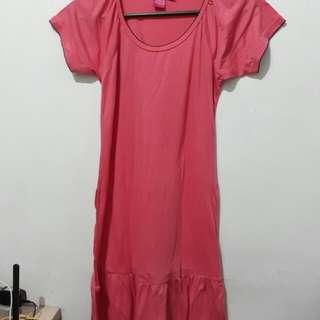 Sophie pink dress