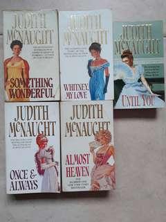 Romance novel books