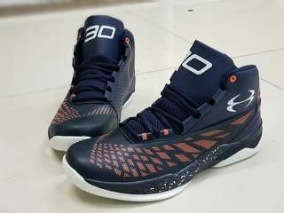 Curry underarmour highcut