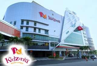 KidZania Kuala Lumpur Tickets