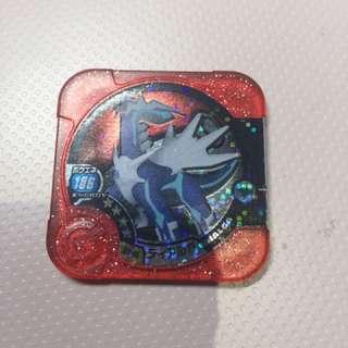 Pokemon tretta u3 9彈 4星o蒂雅卡努
