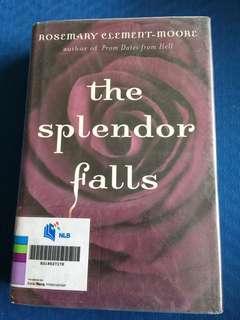 The Splendor Falls - Rosemary Clement-Moore
